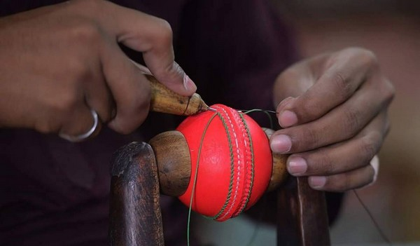 Cricket Pink Ball from Pakistan