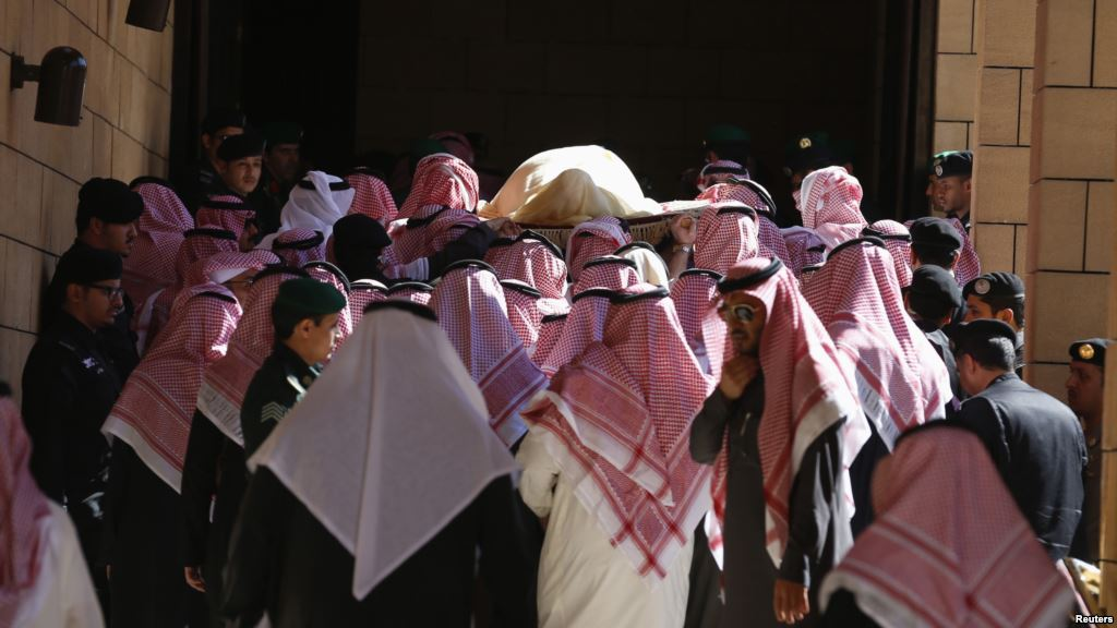 King Abdullah Funeral Ceremony Completed