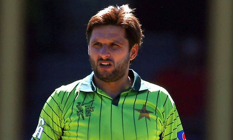8 Players Fined Including Shahid Afridi