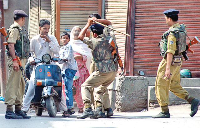 Indian Misusing Forces in Jammu Kashmir Amnesty
