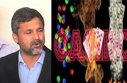 """PCB Chief Selector """"Moen Khan"""" found in Casino"""