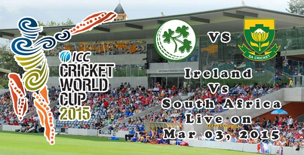 Ireland-V-South-Africa-Live-24th-Match-ICC-WC-2015