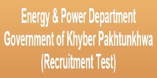 energy and power department kpk