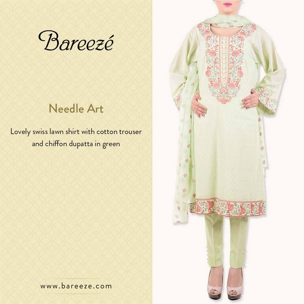 Bareeze Eid and Summer Collection 2015-11