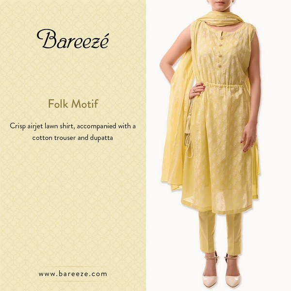 Bareeze Eid and Summer Collection 2015-12