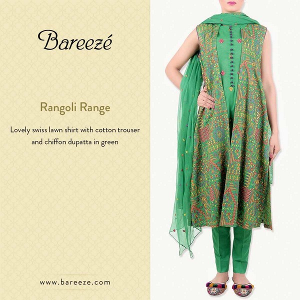 Bareeze Eid and Summer Collection 2015-13
