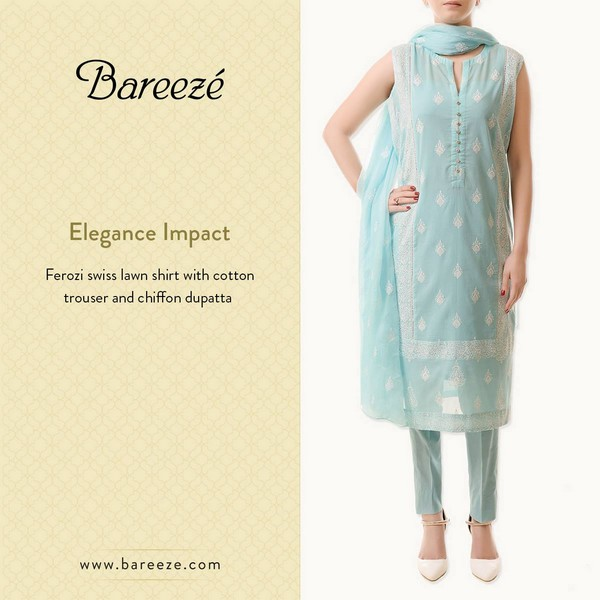 Bareeze Eid and Summer Collection 2015-14