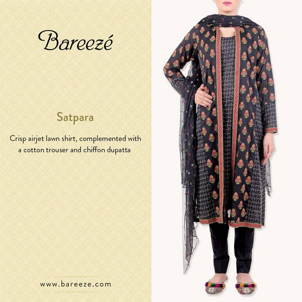 Bareeze Eid and Summer Collection 2015-15