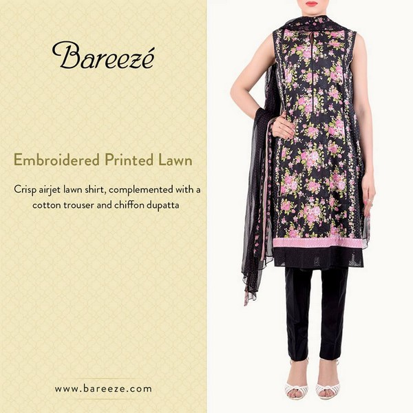 Bareeze Eid and Summer Collection 2015-4