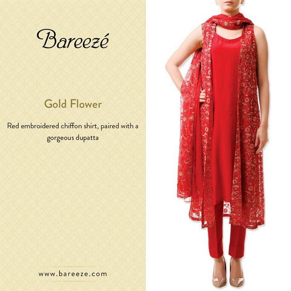 Bareeze Eid and Summer Collection 2015-7