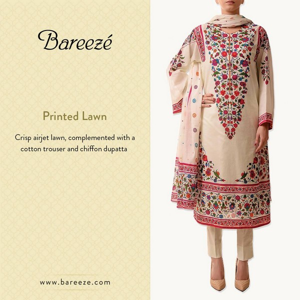 Bareeze Eid and Summer Collection 2015-8