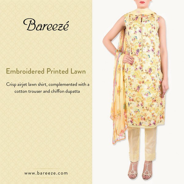 Bareeze Eid and Summer Collection 2015-9