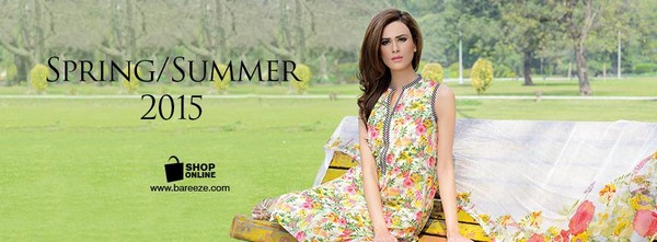 Bareeze Spring Summer Collection 2015-1
