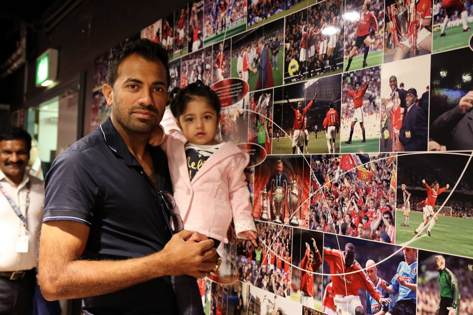 Families of Pakistani Cricketers in UK 18