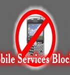 Mobile Phone Services will be suspended on 14th August, 2016