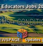 NTS Entry Test 2016-2017 for Educators Terms and Conditions