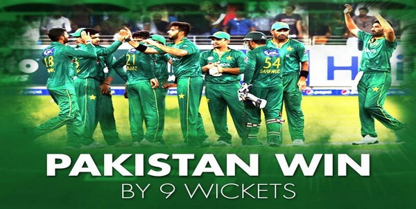 Watch Full Highlights of Pak vs WI 1st T20 on 23 Sep in Dubai