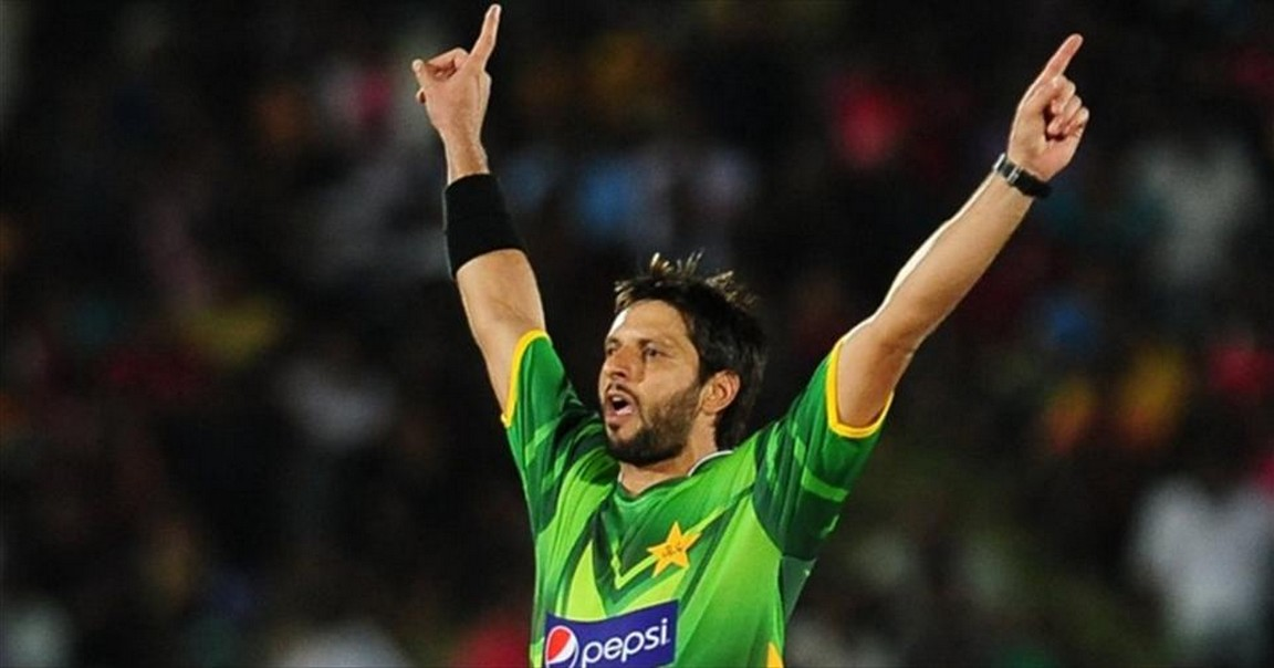 Boom Boom Afridi Plans Retirement from International T20 Matches