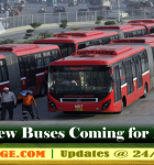 200 New public buses for Lahore's roads by PMA