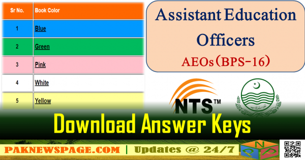 aeos-nts-test-answer-keys