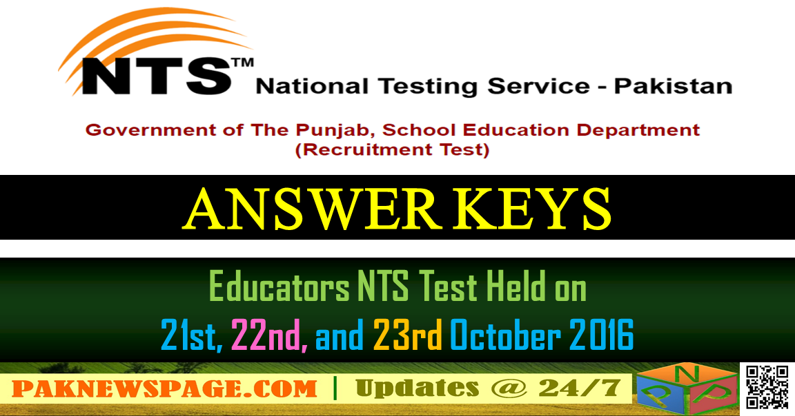 educators-jobs-nts-test-answer-keys
