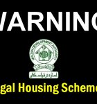 List of 175 Illegal Housing Schemes, Towns and Land Sub Divisions in Multan