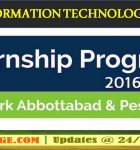 Apply for Internships in KPK Information Technology Board
