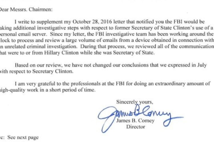 the-letter-from-james-comey-fbi
