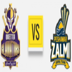 HBL PSL 2017 Final: Quetta Gladiators vs Peshawar Zalmi Watch Live Score Updates