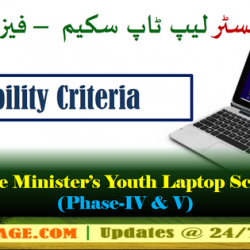 Eligibility Criteria to Apply for Phase-IV and V of HEC Free Laptop Distribution Scheme