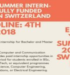 Internships / Exchange Programmes