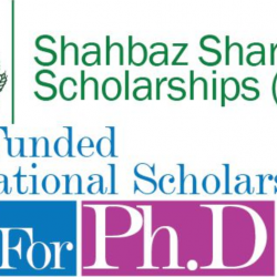 SS Fully Funded International Merit Scholarship 2018-19 for Ph.D